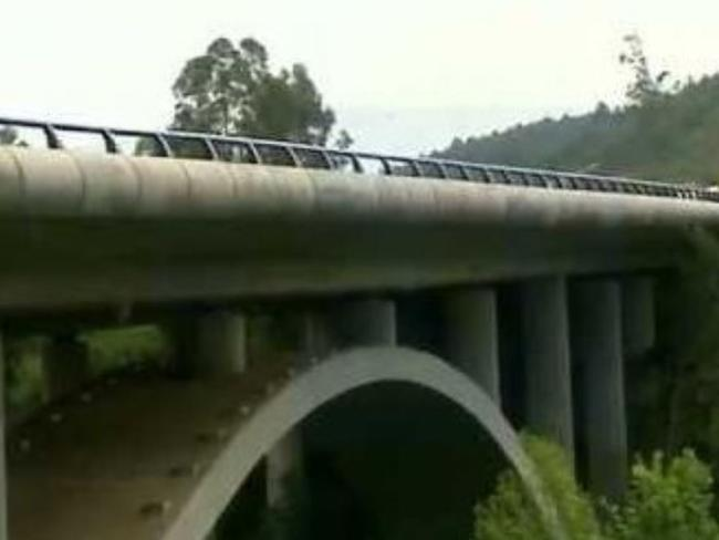 Dutch girl dies during bungee jump. Picture: YouTube