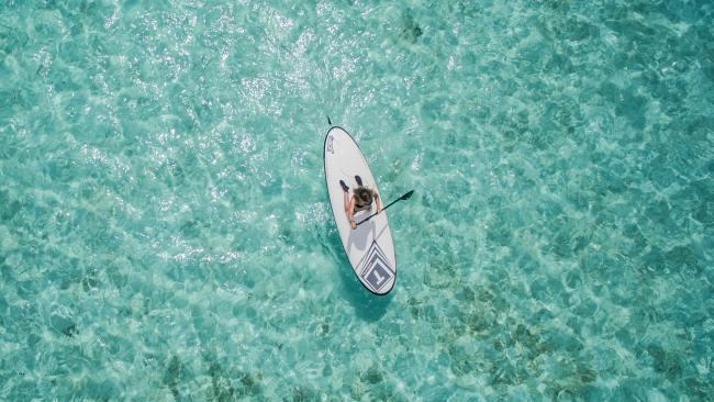 Activities here inevitably concentrate on the water.Picture: Isham Seefromthesky/Unsplash