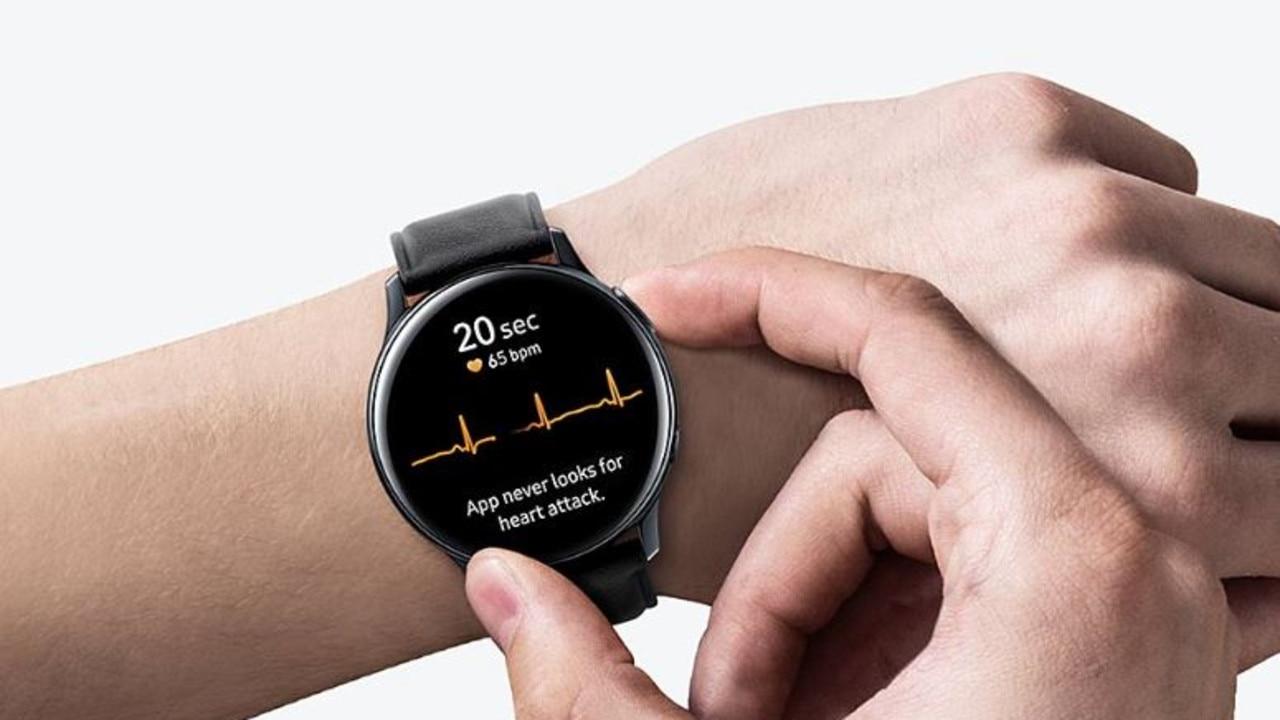 Samsung Galaxy Watch Active 2. Image: Samsung.