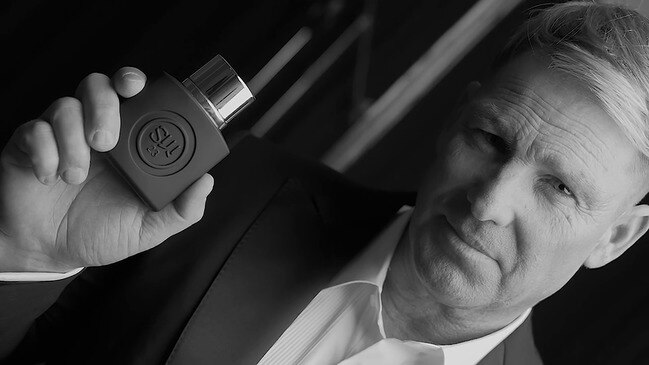 Shane Warne launches his first fragrance