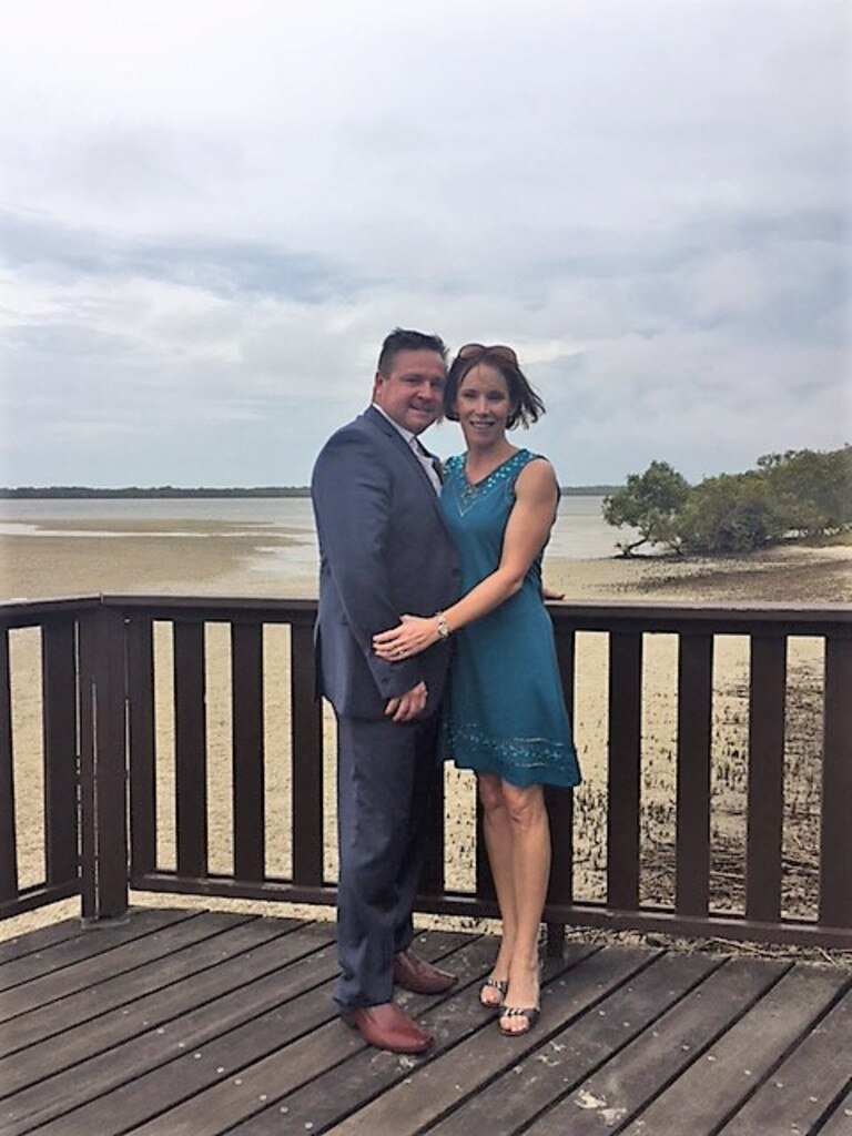 Daryl and Lisa Watson have purchased in the Vista on the Green development.