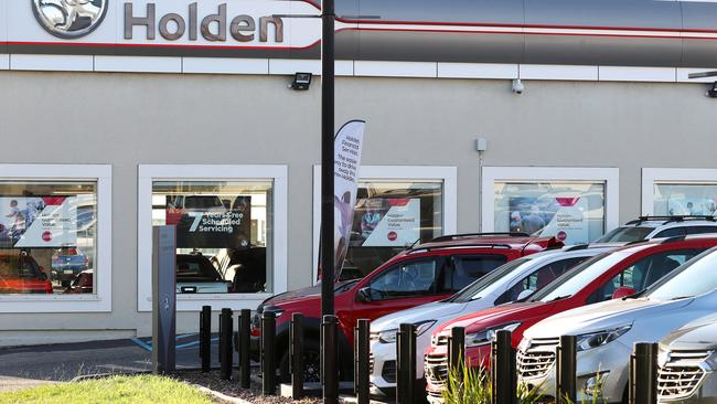 Famous threat against Holden before company's shock exit