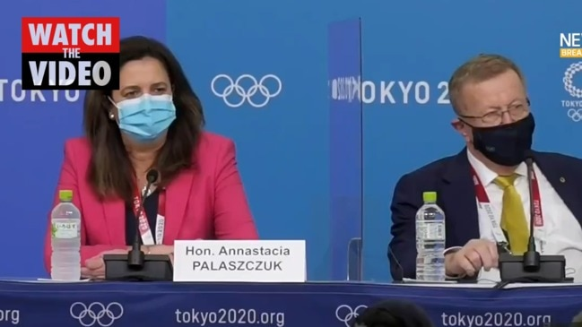 Palaszczuk ordered to attend Toyko opening ceremony