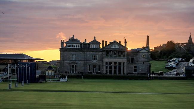 4/15St Andrews, Scotland It's pretty rare that you can tour a place where a sport was actually invented and Scotsfolk have been banging balls around St Andrews for over 600 years. The architecture is sublime, the fairways pristine and the guides both funny and informative. The tour focuses on the 1st, 17th and 18th holes of the Old Course and every visitor gets a headset as the blustery conditions that have torn many a tee shot to smithereens will most likely be present on your tromp around the links.