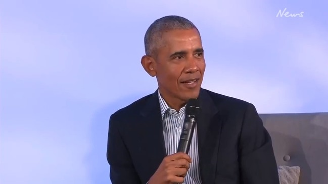 Barack Obama says 'politically woke' should get over themselves