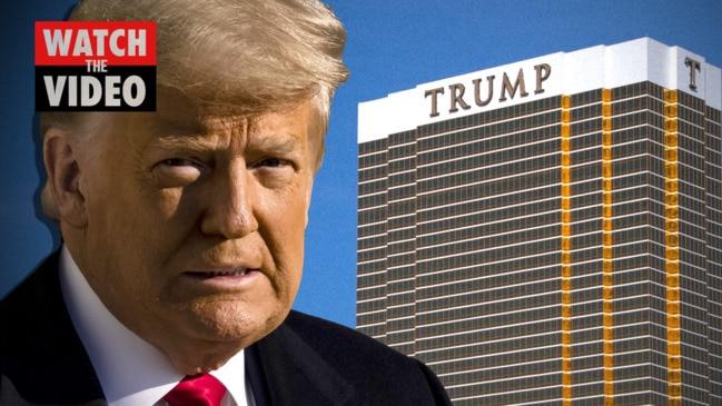 Donald Trump's company now under 'criminal investigation'