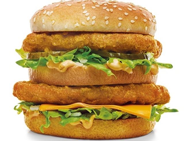 The Chicken Big Mac is making a return.