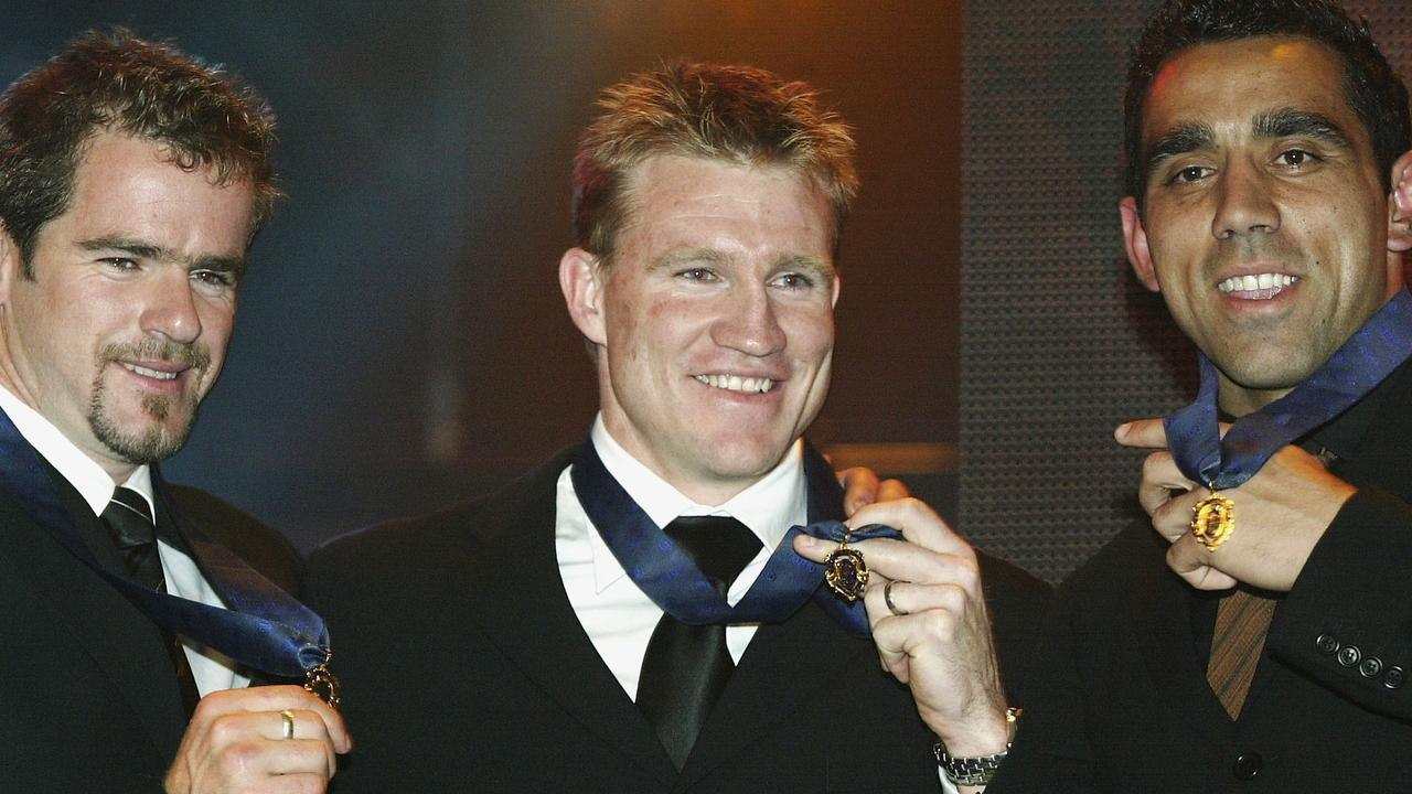 Nathan Buckley thinks it's time for the draft age to change. (Photo by Hamish Blair/Getty Images)