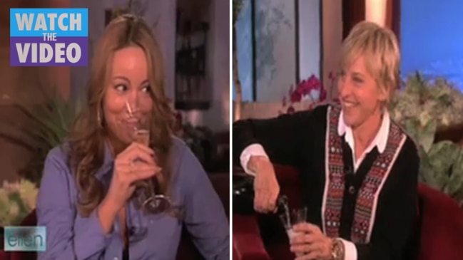 Ellen's infamous Mariah Carey interview