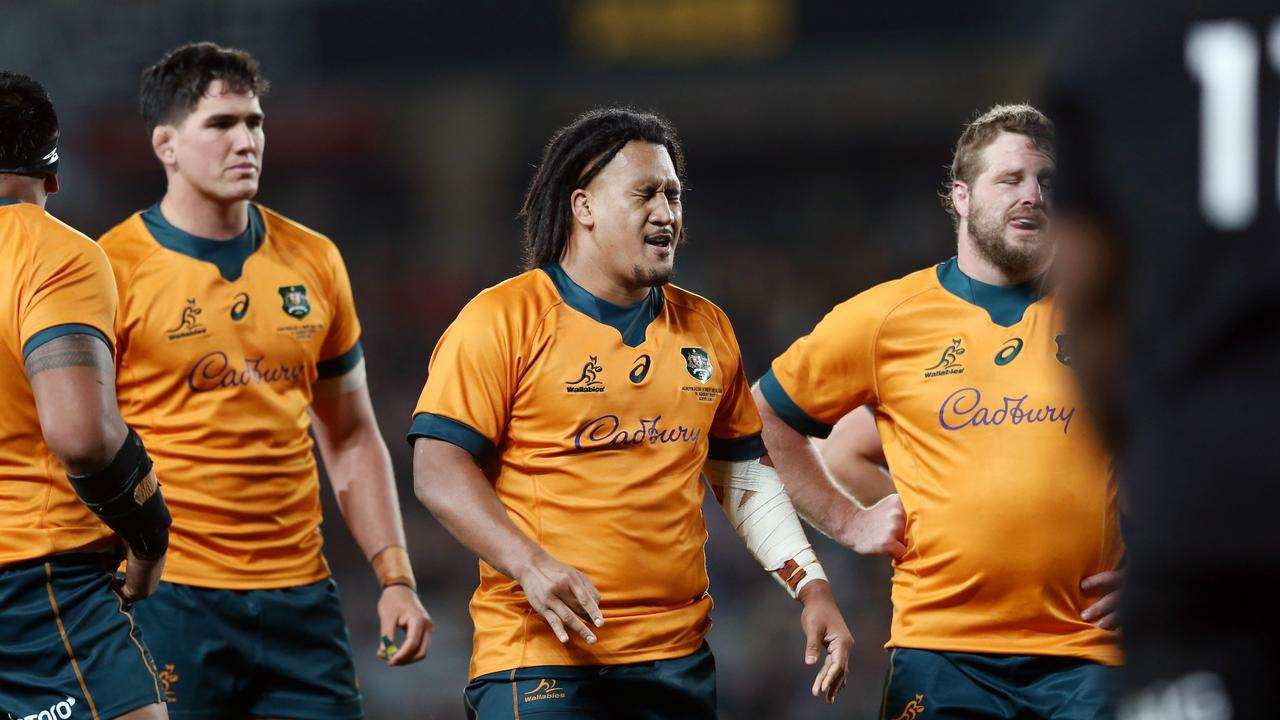 Rugby Australia is on the cusp of going to market with their private equity bid. Photo: Getty Images