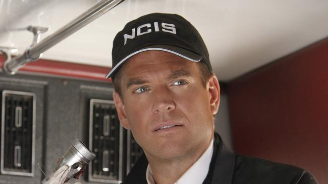 Michael Weatherly ... The NCIS favourite is leaving the show after 13 seasons. Picture: Supplied