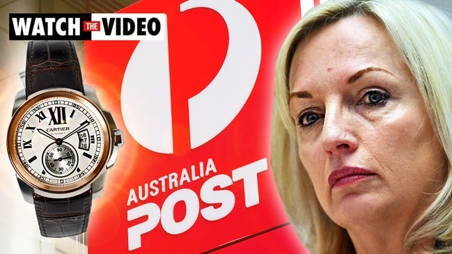 Australia Post CEO Christine Holgate resigns after scandal