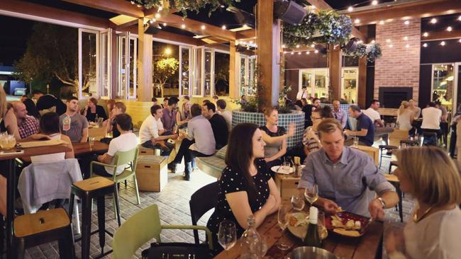 The Republic is one of Adelaide's newest bars and is proving popular.