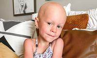 Mum documents daughter's cancer journey