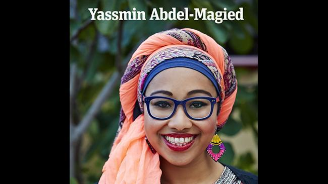 The Daily Outrage - Yassmin Abdel-Magied