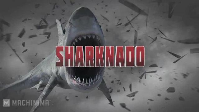 SHARKNADO: Worst movie ever?
