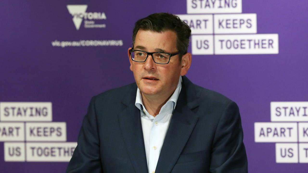 "Victoria's COVID-19 outbreak has been described as a ""public health bushfire""."