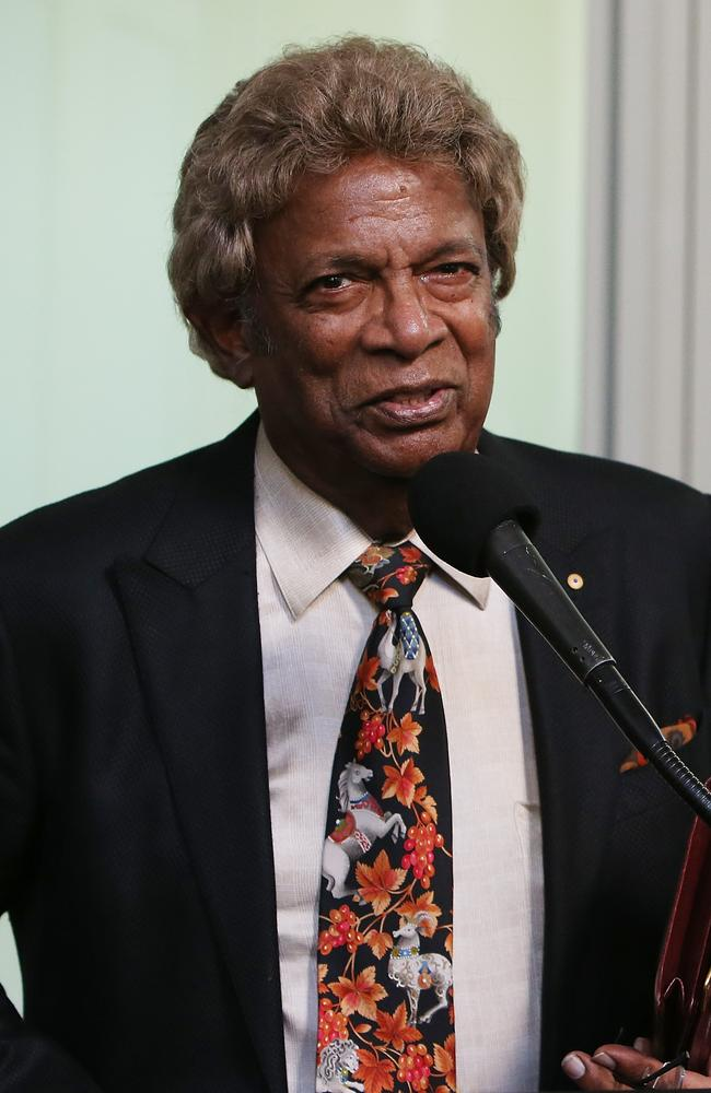 Legendary recording artist Kamahl has spoken out about the racism of the controversial 80s TV show. Picture: Kym Smith