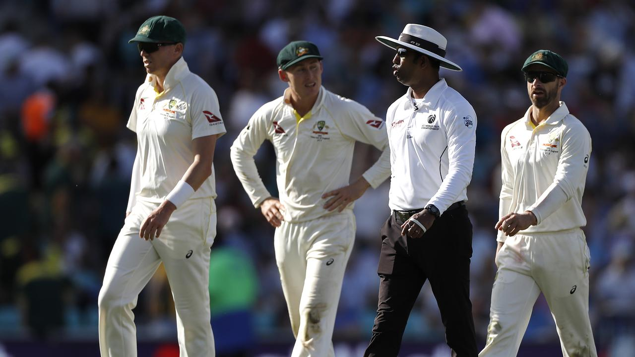 Ashes 2019, fifth Test, day three report: Tempers flare as England leaves Australia with mountain to climb