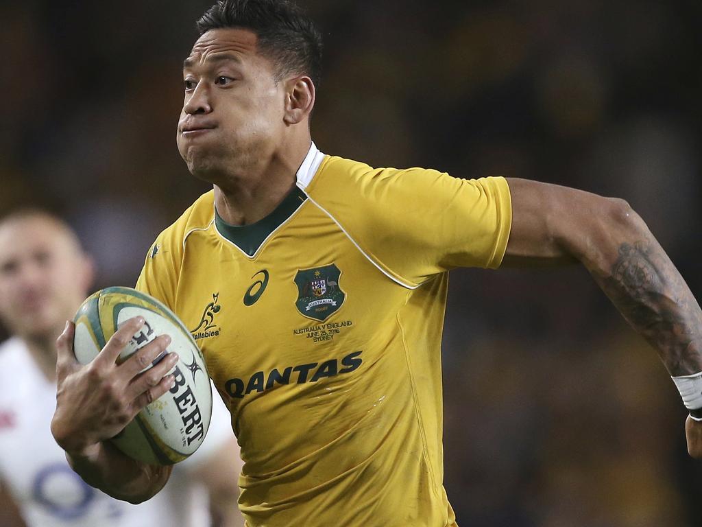 The Israel Folau saga isn't the only problem dogging Rugby Australia.