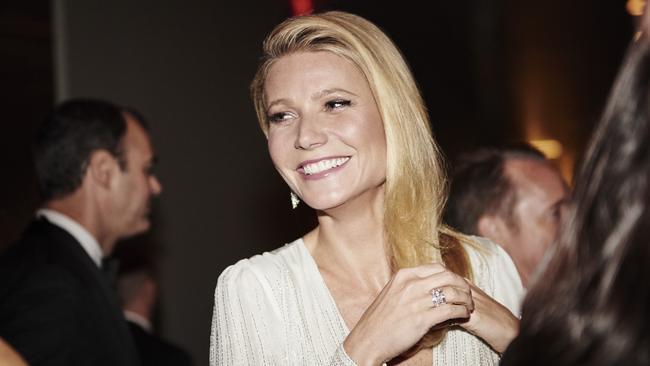 HOLLYWOOD, CA - OCTOBER 29: Gwyneth Paltrow attends the 2015 amFar's Inspiration Gala Los Angeles at Milk Studios on October 29, 2015 in Los Angeles, California. (Photo by Mary Rozzi/ Getty Images for amFar)