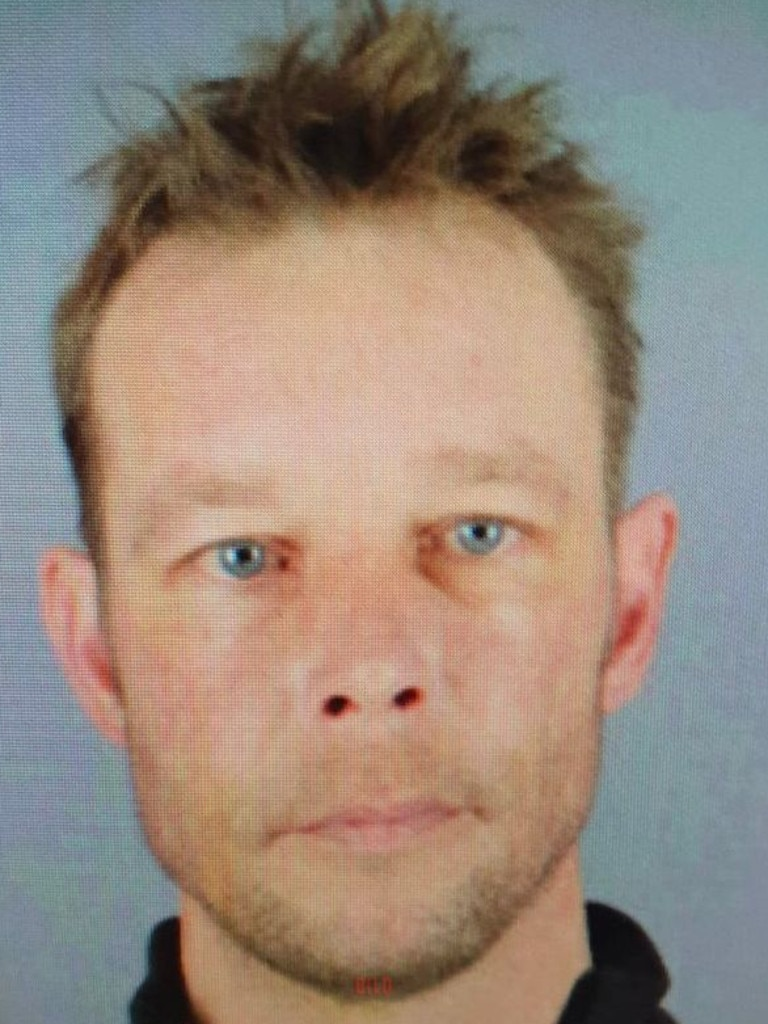Christian Brueckner, a German prisoner named by German police as the prime suspect in the disappearance of Madeleine McCann. Picture: Bild/Supplied
