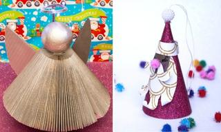 5 DIY Christmas decorations you can make with your kids