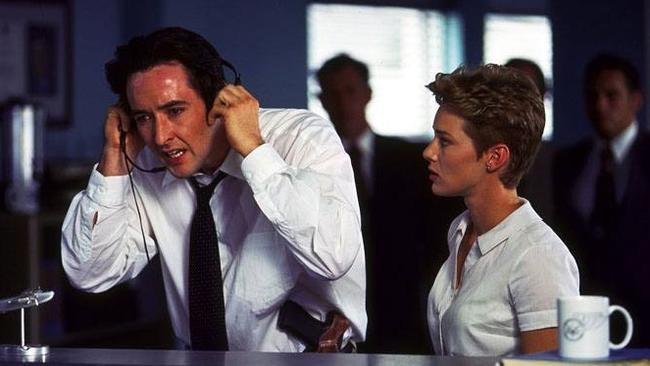 Even though he isn't a huge fan of Con Air, Cusack's said he'd be willing to appear in a sequel.