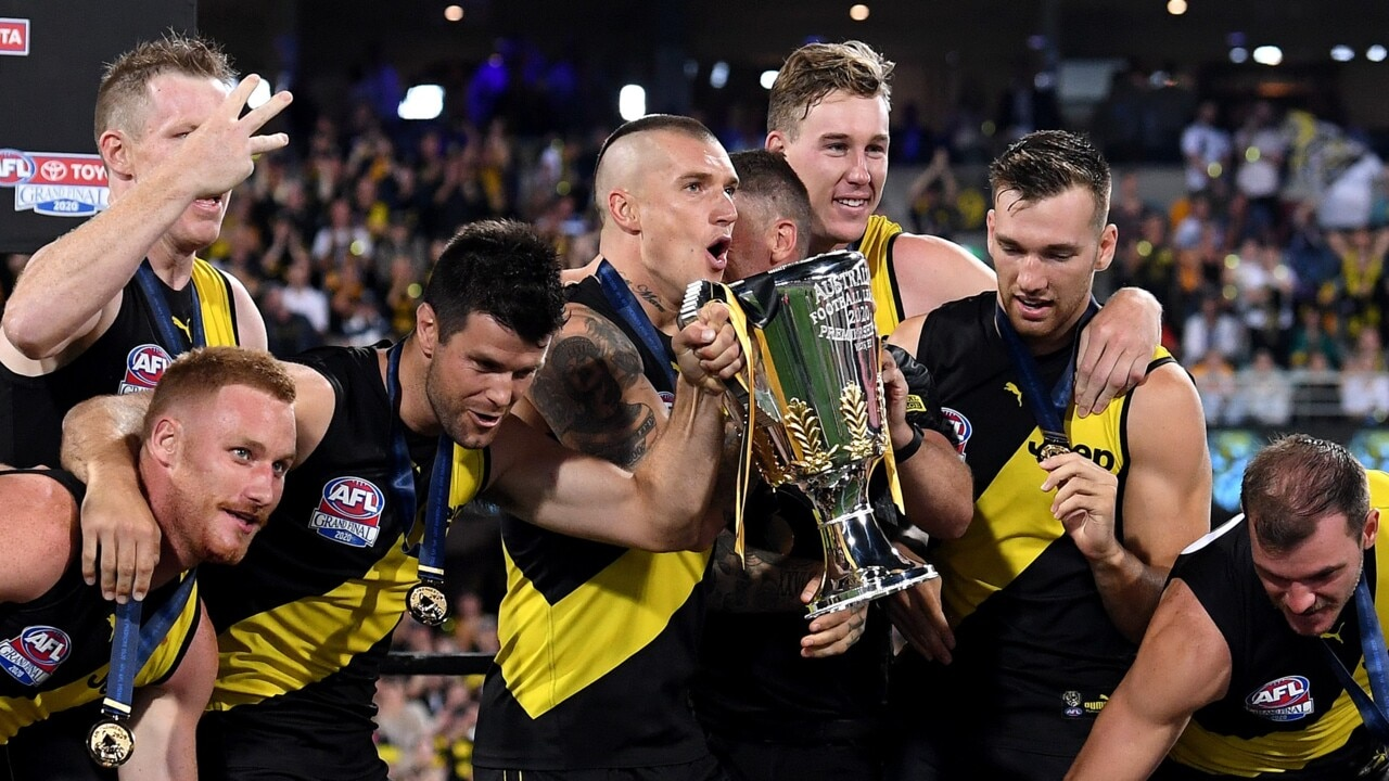 History made in 2020 as AFL Grand Final held in Queensland