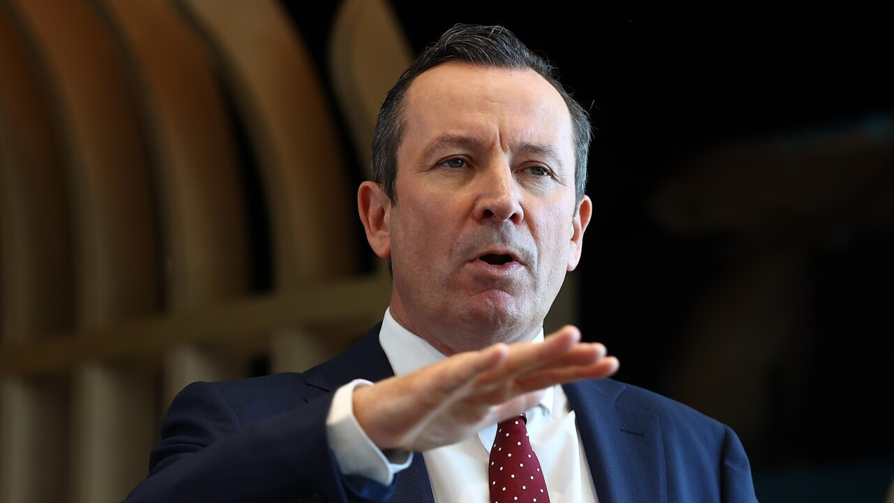 WA premier unsure how long hard border to NSW will stay in place