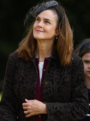 Samantha Cohen is the assistant private secretary to Queen Elizabeth II.