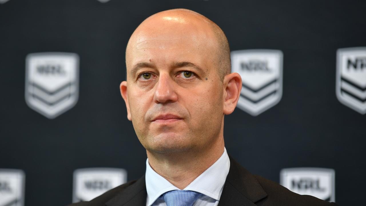 NRL CEO Todd Greenberg is promising tougher punishments for misbehaving players.