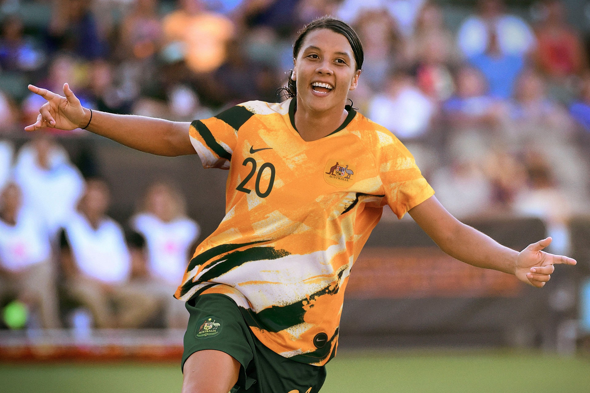 The Matildas Sam Kerr On How The Impact Of The Women S