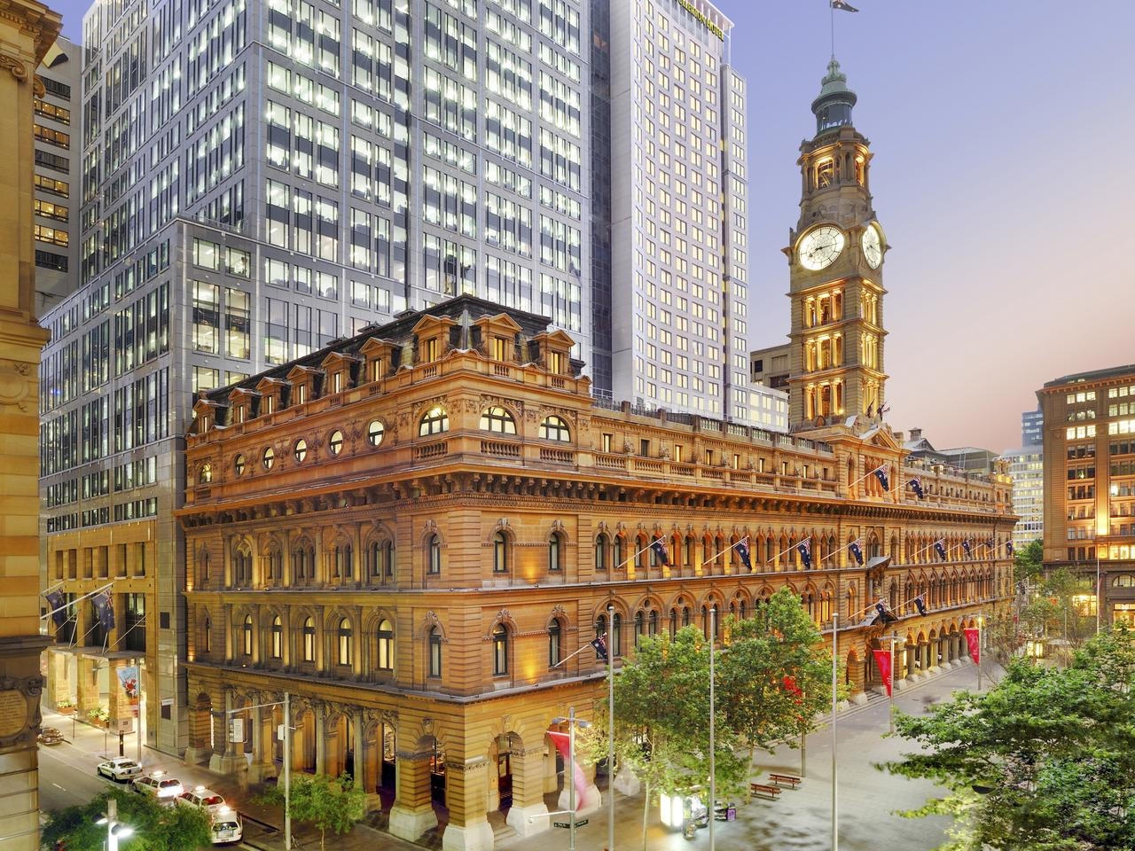 Supplied Travel ESCAPE DEALS JULY 5 The Fullerton Hotel Sydney, NSW