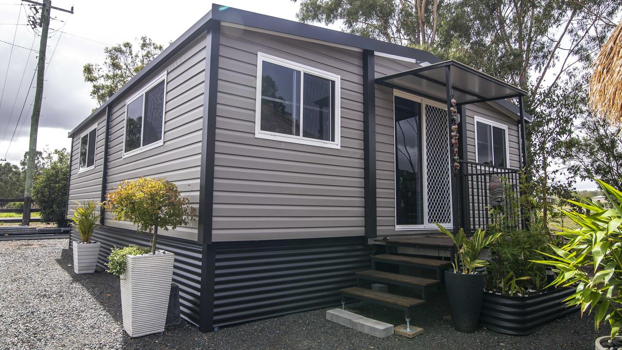 Those building a granny flat for their elderly family members won't have to pay capital gains tax.