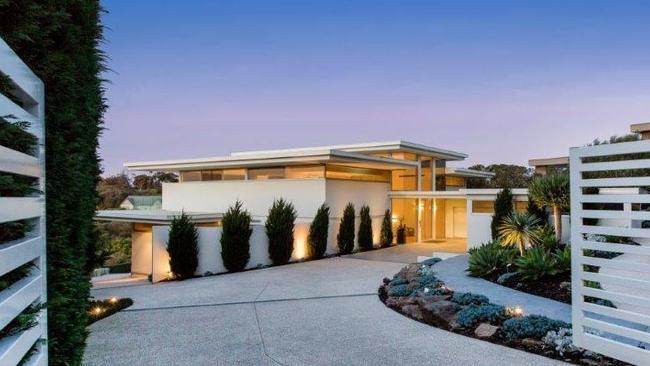 9 Caraar Creek Lane, Mornington, is on the market for $6 million-plus.