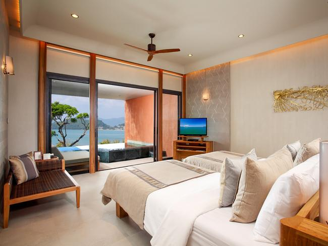 THAILAND OVERNIGHT RATE, $637 Plan ahead and save up to 28 per cent when you when you book up to 120 days in advance to stay at Sri Panwa in Phuket. Pay from $637 per night (down from $909) to stay in a One-Bedroom Pool Suite with a fruit basket on arrival, free minibar replenished daily, breakfast daily, internet access and more. Guests can also save from 22 per cent when booking at least 30 days in advance. Maximum savings of 28 per cent apply to 120-day lead in bookings. Rates may vary depending on the exchange rate. For details click HERE.