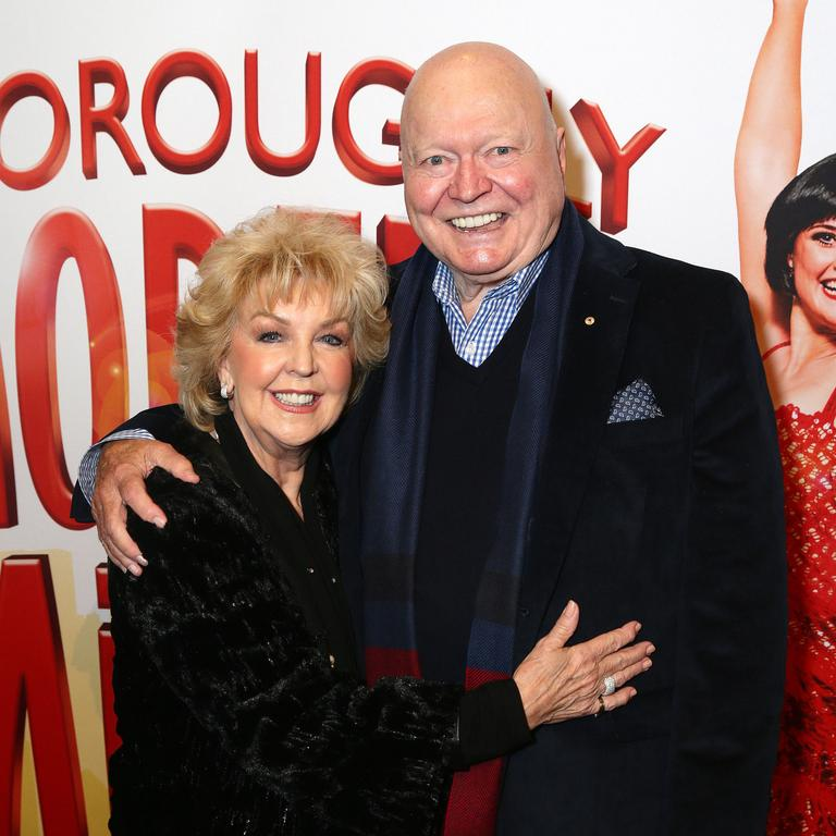 Bert's wife Patti is reportedly keen for him to stay at home. Picture: Andrew Tauber