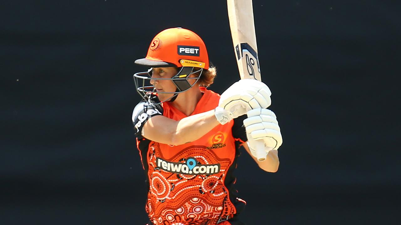 Sophie Devine did it with both bat and ball.
