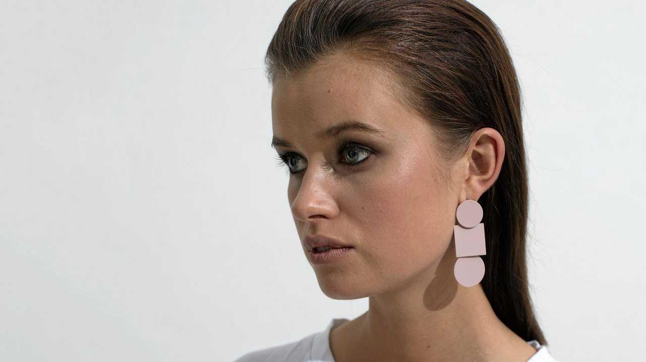 Elk Fala drop earrings, $45, elkaccessories.com