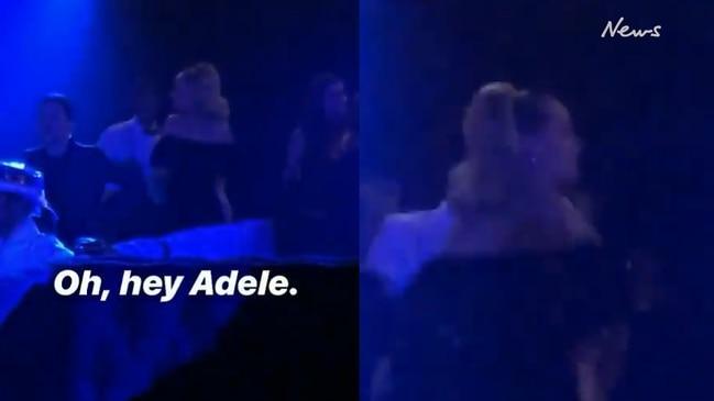Adele shows off incredible weight loss at Drake's birthday party