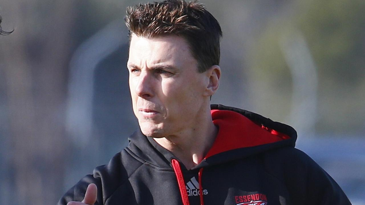 Matthew Lloyd thinks the push for shorter quarters is being peddled by the media rather than the fans (Pic: Michael Klein).