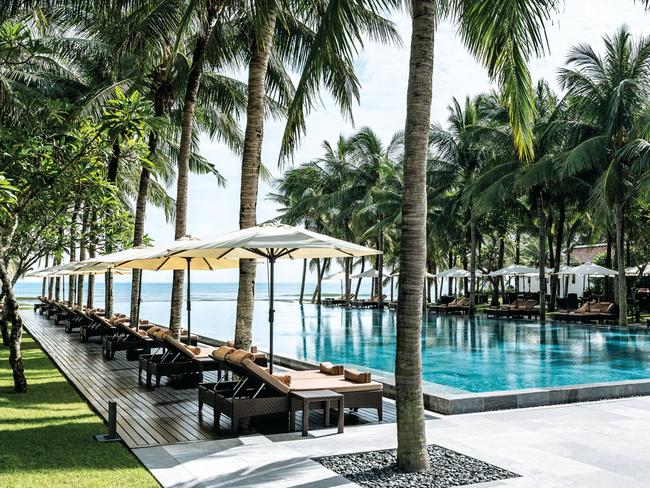 VIETNAM 4-DAY PACKAGE, $1579 Live it up in Vietnam for three nights at five-star Four Seasons Resort The Nam Hai, Hoi An, and save 27 per cent when you pay from $1579 a person, twin share. The package includes accommodation in a one-bedroom villa with breakfast daily and return private transfers from Da Nang Airport to the hotel. Book this offer by March 31, 2020, and travel from September 1 to December 22, 2020. vivaholidays.com.au