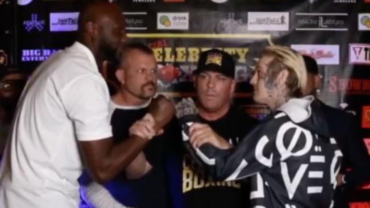 Lamar Odom vs Aaron Carter: The sad new reality of boxing