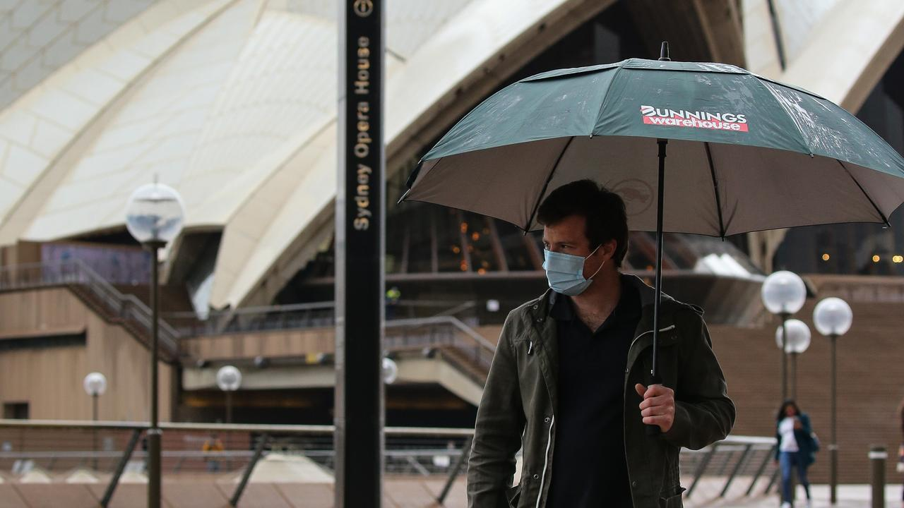 Sydneysiders can't travel to the regions until November 1. Picture: NCA NewsWire / Gaye Gerard