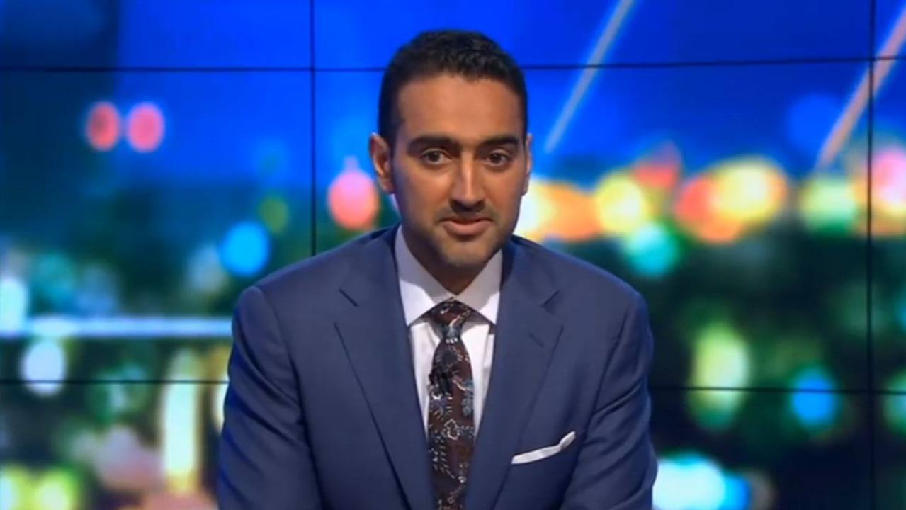 An emotional Waleed Aly has spoken about the Christchurch terror attacks.