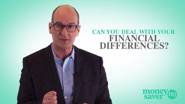 Can a saver and a spender make a perfect match?