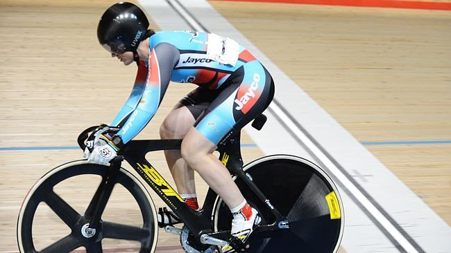 South Australian champion Anna Meares wins 500m time trial ...