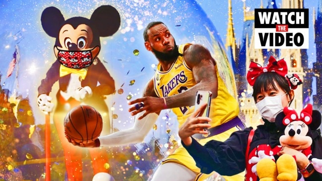 Coronavirus USA: Florida a pandemic hotspot and NBA Disney nightmare