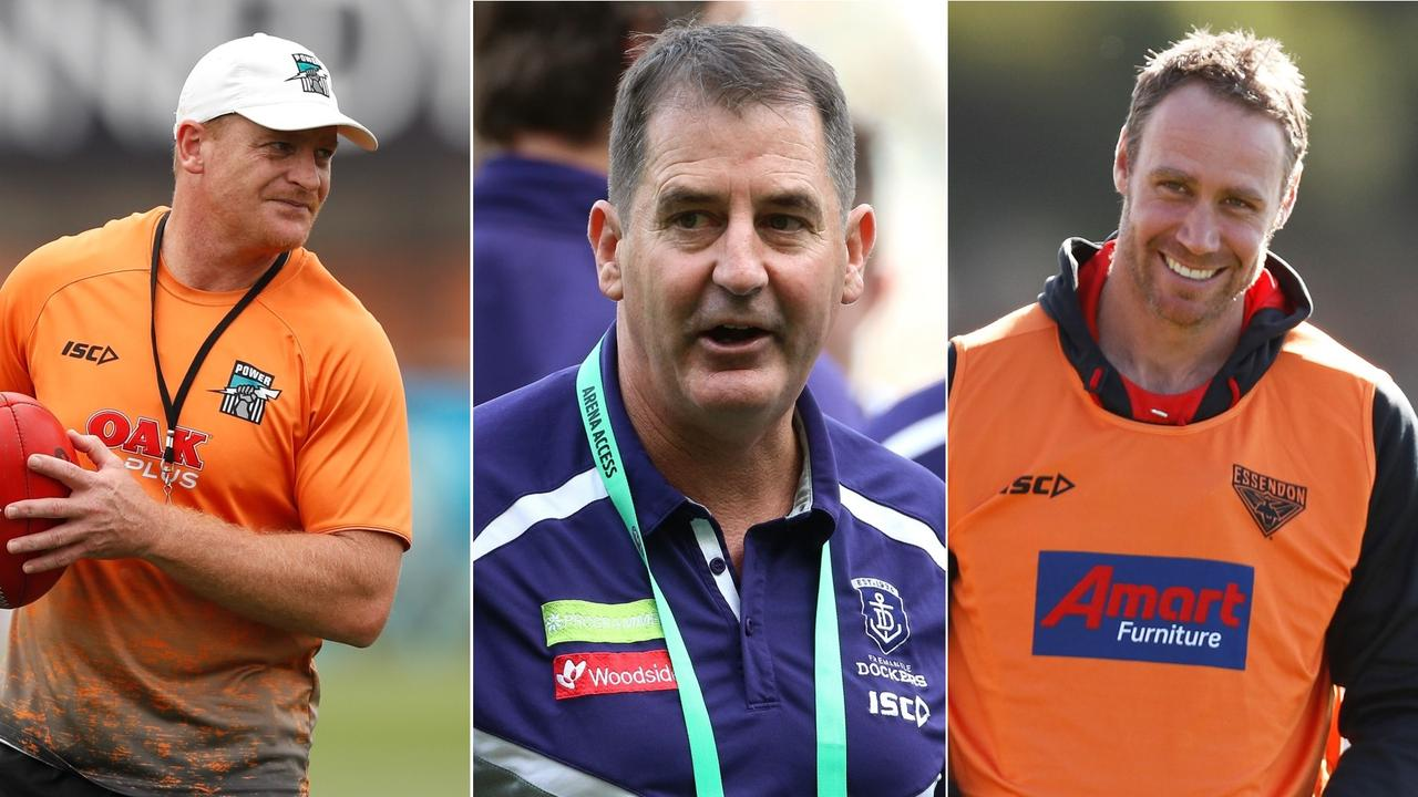 Ross, Voss and Crows greats: The 13 leading Adelaide contenders to replace Don Pyke